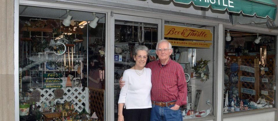 Eileen & John Dilley