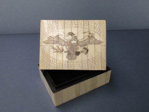 """Scrimshaw"" box"