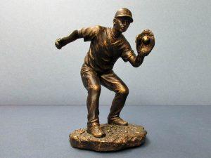 Baseball figure