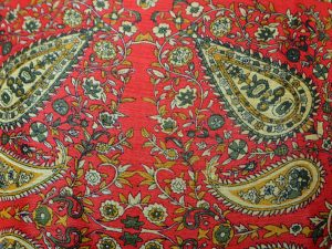 Paisley - Red