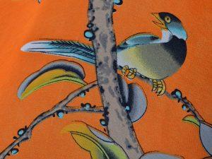 Sparrows - Orange
