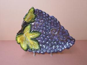 Grape platter