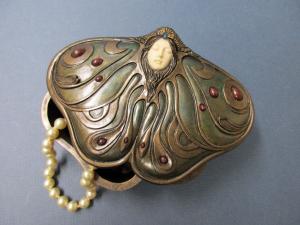 Art Deco trinket box