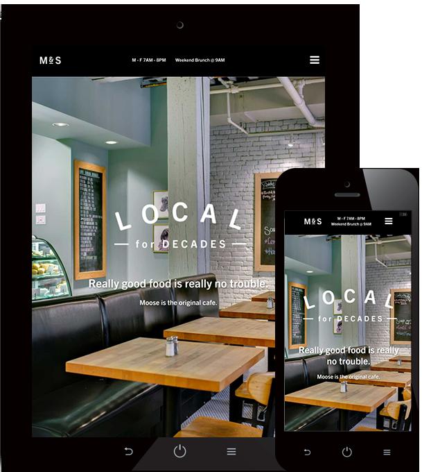 iPad and Mobile Mock