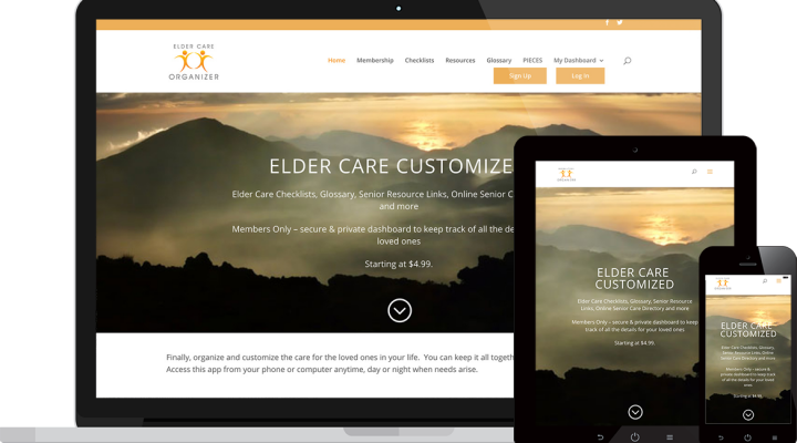 Elder Care Organizer